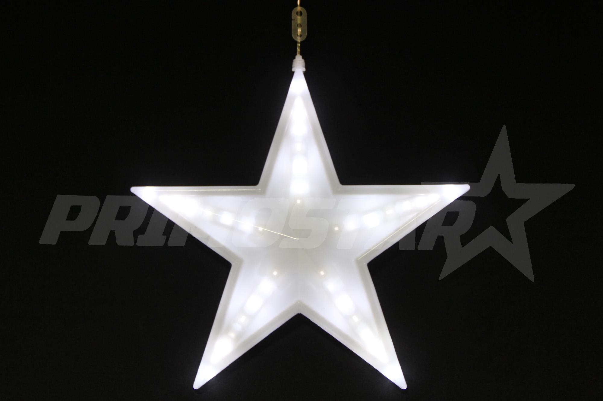 ozdoby led 40 gwiazda z rozblyskiem