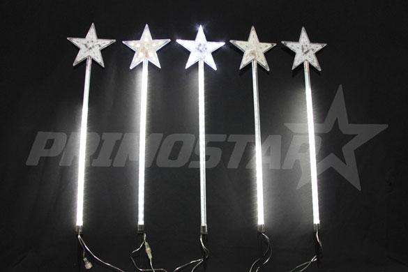 zewnetrzne led 315 meteor z gwiazda dekoracja ogrodowa